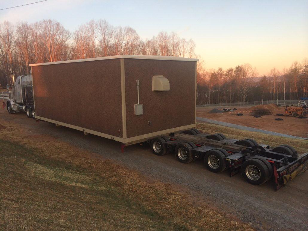 Oversize Load I-95 Restriction in Delaware