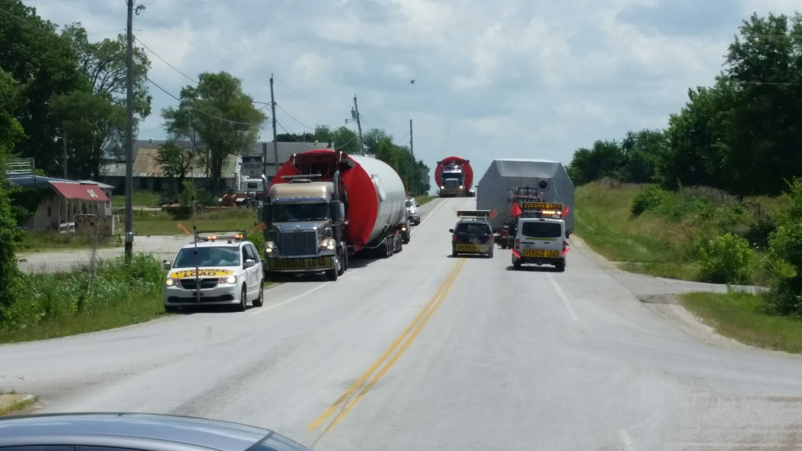 Good Friday Oversize Travel Restrictions