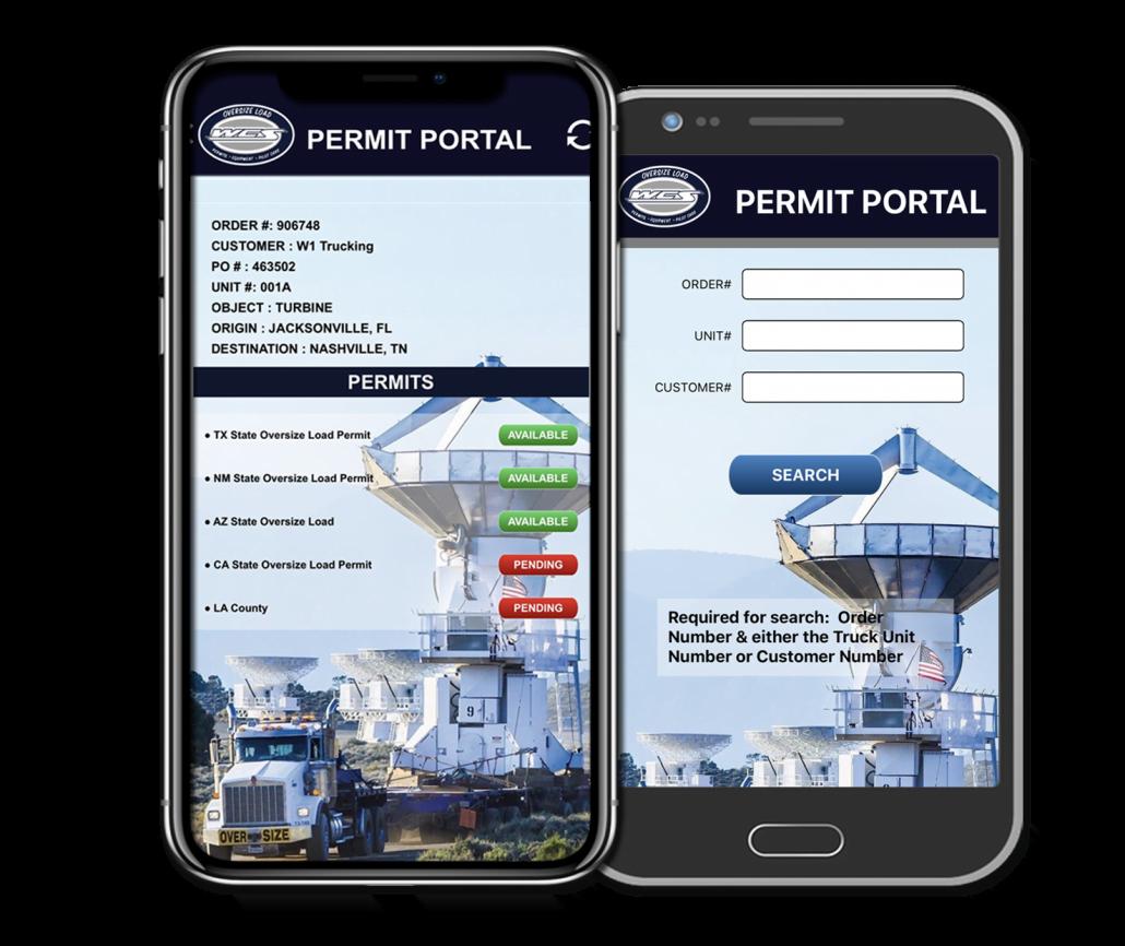 Permit Portal App