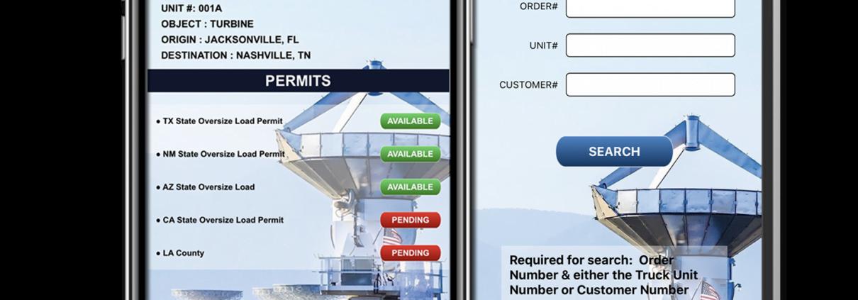 Permit Portal Mobile App