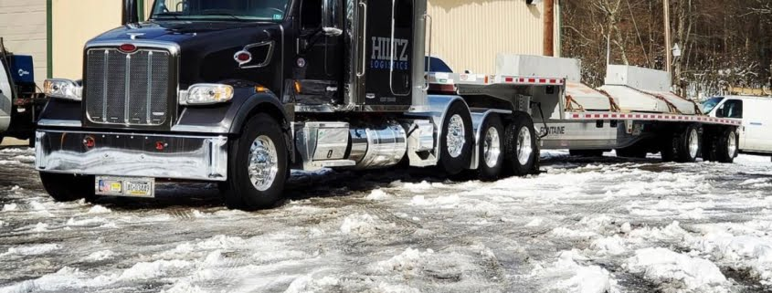 Winter Storm Viola Commercial Vehicle Restrictions