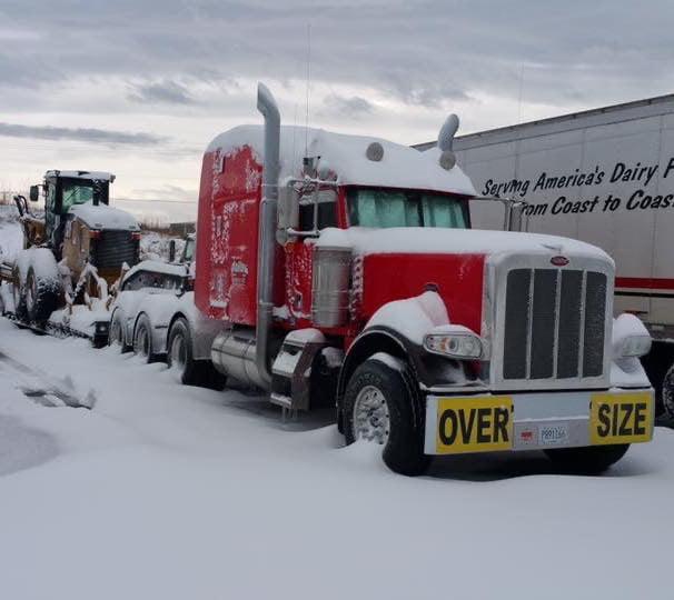 WisDOT Frozen Roads Declaration Update