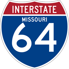 I-64 to close in Downtown St. Louis Feb. 26 - March 1