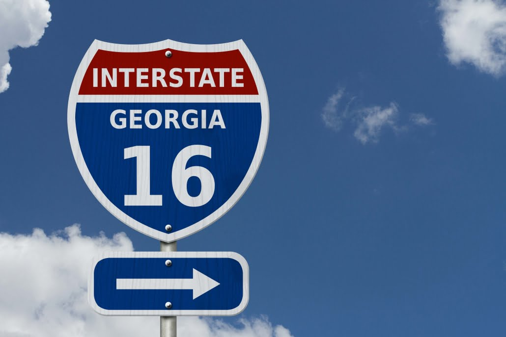 I-16 Closed in Both Directions from Exit 71 to Exit 78